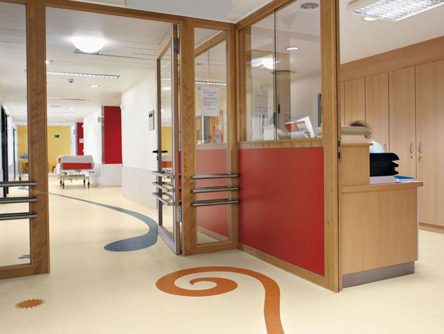Rubber Flooring  Commercial Solutions by Nora   Founterior