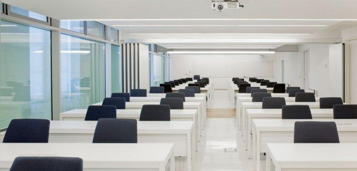 Modern Lecture Room Founterior