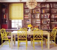 Cane Chairs as a Part of the Home Interior Design | Founterior