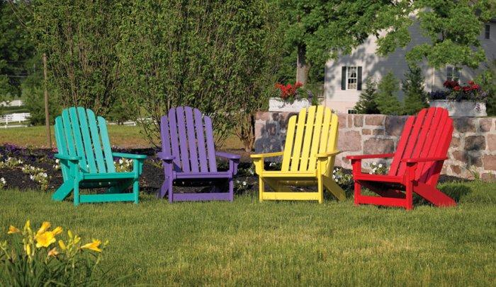 Adirondack Chair  the Best Summer Patio Furniture