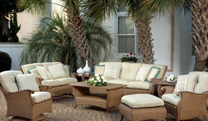 patio furniture arrangement ideas
