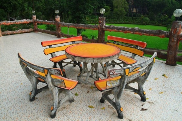 Sweet and Interesting Patio and Garden Furniture Ideas