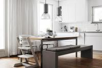 Cozy Minimalist Small Apartment Interior in Stockholm ...