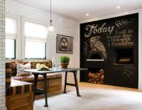 Interior Design and Decor Ideas with Typography Wall Art ...