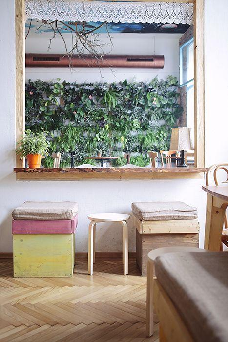 where can i buy a kitchen table island with pull out 19 coffee shop and cafe interior design must-see images ...