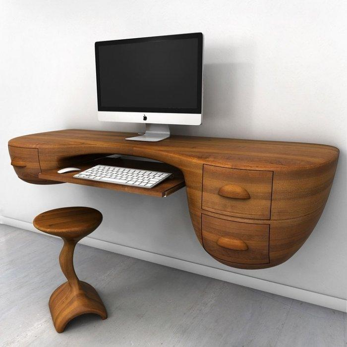 Creative Wood Furniture Ideas for Chairs Tables etc