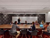 Modern Office Interior Design - Though Mudder's HQ ...