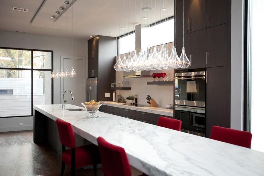 Modern Kitchen Designs  14 Outstanding Interiors
