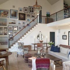 Safari Decorations For Living Room Decorative Wall Hangings New York Beach House Interior Design Tour | Founterior
