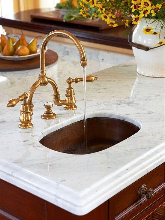 White kitchen countertops and cabinets ideas   Founterior