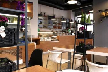 interior cafe modern coffee casual simple exterior founterior