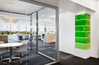 BASF's Modern Office Interior Design by Genstler | Founterior