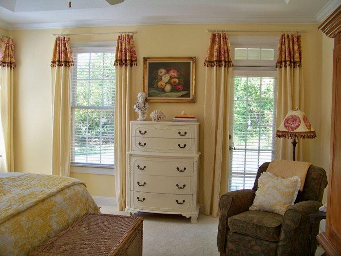 Great Curtains Examples For Bedroom Use Founterior