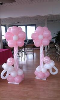Great Baby Shower Balloons  Ideas for Decorations and ...