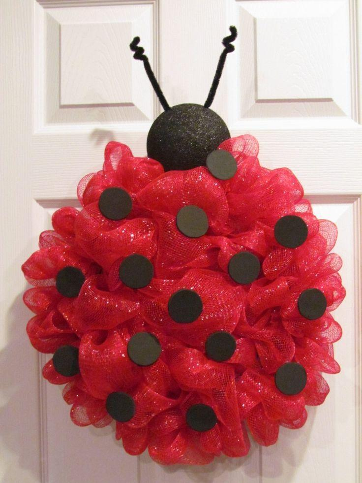Ladybug Baby Shower Theme