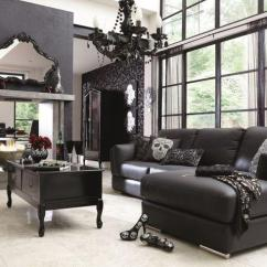 Black Furniture Living Room Paint Ideas And Off White What Color Should We Choose For A Welcoming Home Founterior Sofa