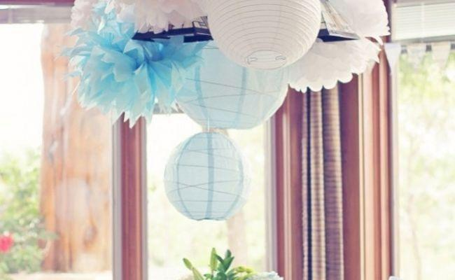 Boy Baby Shower 3 Table Decorations Founterior