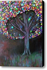 DIY Room Decor 16 - colorful wall art | Founterior
