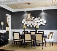 Dining Room Accent Wall  Ideas for Color Combination ...