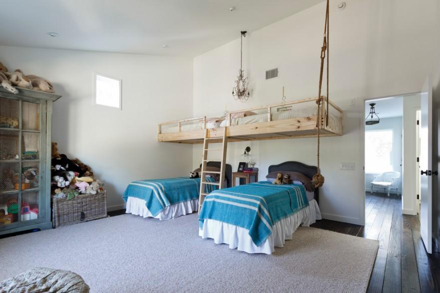 Loft Beds Design Ideas For Small Rooms
