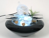 Water Indoor Fountains for Living Rooms | Founterior