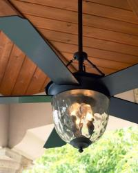 Outdoor Ceiling Fans for a Stylish Veranda or Porch ...
