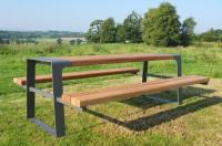 Unique Picnic Tables for Outdoor and Garden Use | Founterior