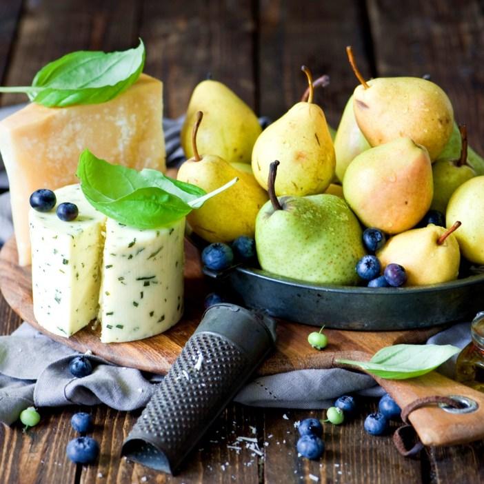 Груша с сыром, польза груши для мужчин и женщин
