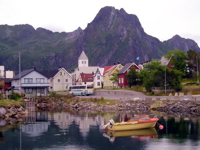 Лофотены отдых в Норвегии Lofoten islands rest in Norway