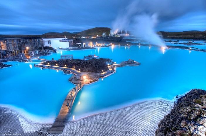 Курорт Голубая Лагуна (Blue Lagoon Iceland)