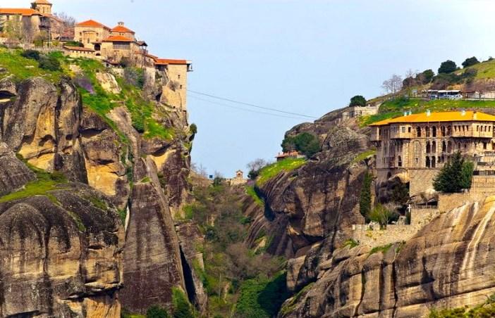Монастыри Метеоры: что посмотреть, экскурсия