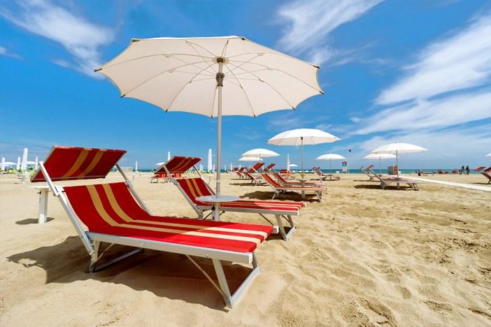 Платные пляжи Римини: цены, условия, отзывы