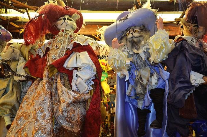 Что привезти из Венеции: коллекционные куклы
