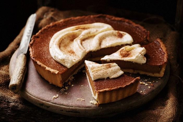 Все полезные свойства тыквы - тыквенный пирог