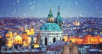 Рождественская ярмарка в Праге — даты 2017