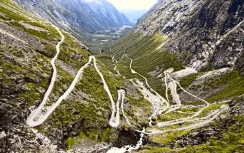 Дорога троллей, Норвегия — как добраться, фото и видео