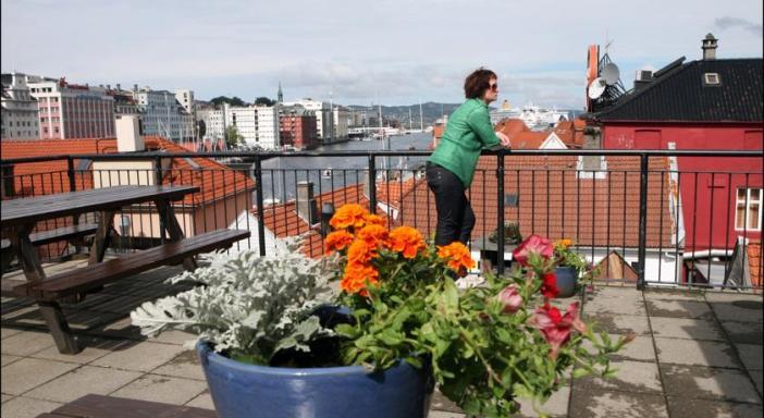 Недорогие хостелы в центре Бергена - Bergen YMCA Hostel