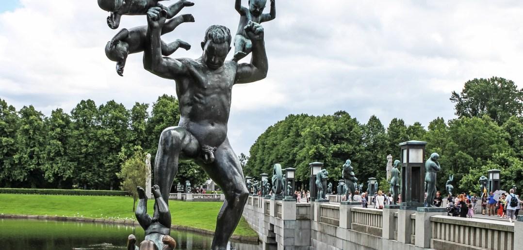 Парк Вигеланда, Осло — как добраться, чем интересен, отели