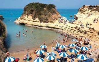 Лучшие пляжи Корфу, Греция