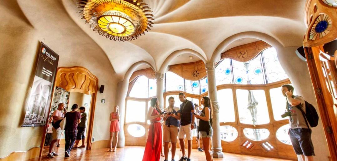 Экскурсия в Дом Бальо в Барселоне