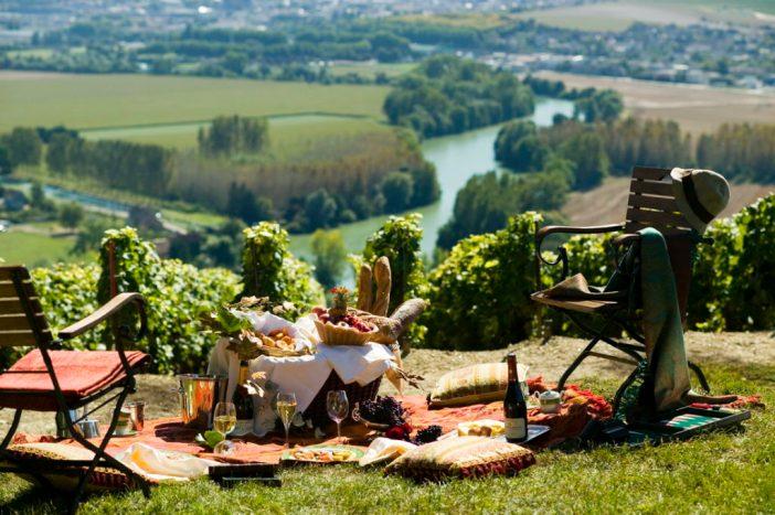 Однодневная экскурсия в Реймс и Шампань из Парижа
