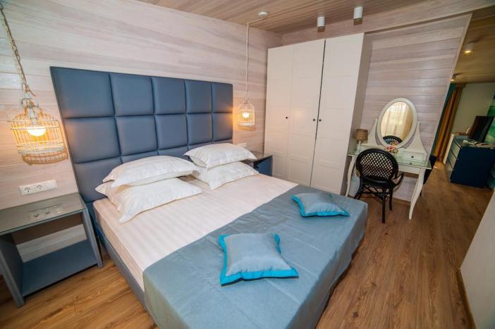 Отели Гурзуфа: бутик-отель «Мускатель»