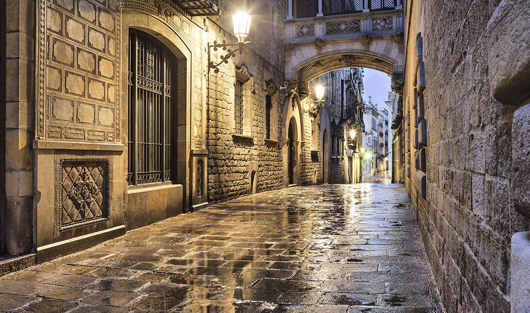 Gothic Quarter, Barcelona - how to get there, what to see