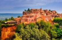 Руссильон, Прованс — отели, достопримечательности, отдых
