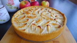 Цветаевский яблочный пирог — пошаговый рецепт приготовления