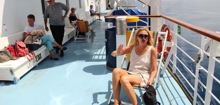 Остров Корфу — как добраться паромом, самолетом и автобусом