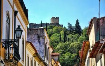 Томар, Португалия — отдых, отели, достопримечательности