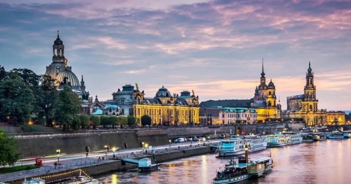 Места и города, куда можно съездить из Праги на один день: Дрезден
