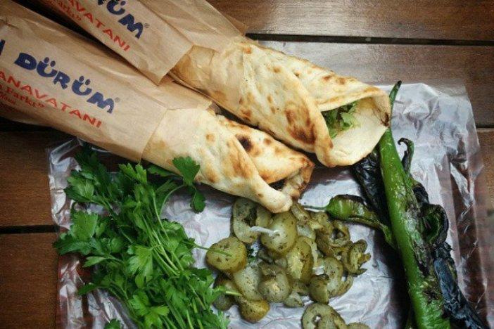 Где поесть в Стамбуле: кафе «Aynen Dürüm»