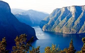 Согне-фьорд, Норвегия — отдых, интересные места, города и маршруты